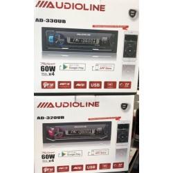 Audioline Bluetooth Teyp 4x60W