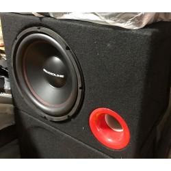 Eurotec 30 cm Bass + Kabin