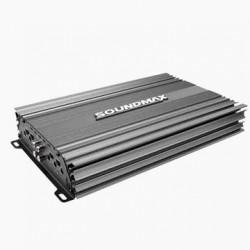 Soundmax SX-2000-4AB 4 Kanal 3000 Watt Oto Anfi